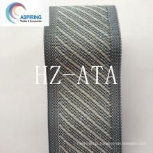 Várias cores 38mm Largura Plain Weave Tape