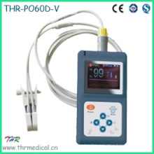 Пульсоксиметр использует пульсоксиметр (THR-PO60D-V)
