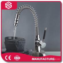 ressort tirer sur la cuisine robinet singulière poignée extension cuisine robinet