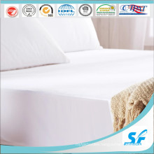 Hypoallergenic Waterproof Terry PU Coating Mattress Protector