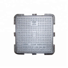 Square and Round Full Size Ductile Cast Iron Manhole Cover