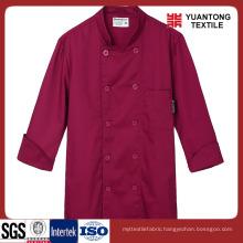 Comfortable Tc 65/35 32*32 130*70 Chef Fabric