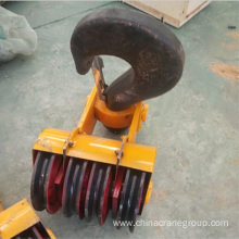 cast steel crane hook with 10t capacity
