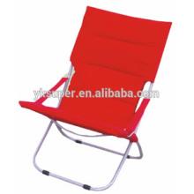 Fábrica de boa qualidade preço barato OEM personalizado cadeira de praia sombra do sol