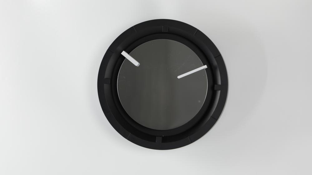 Floating Hands Analog Clock 3