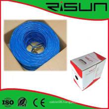 UTP CAT6 LAN Cable Passed En50173 Standard