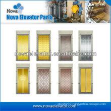 Automatic Sliding Elevator Door Panel for Passenger Lift, Elevator Door Plate