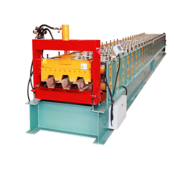DX Customized Floor deck rolvormmachine