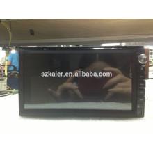 ¡FÁBRICA! Reproductor de DVD del coche con enlace espejo / DVR / TPMS / OBD2 para sistema Android de 6.95 pulgadas 4.4 Universal
