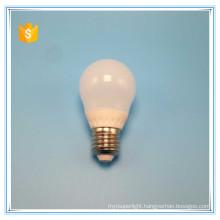2016 New product A60 A55 110-220V led bulb E27/B22base led lamp