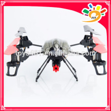 Wltoys V989 2.4GHz 4 Channel 4 Axis RC Quadcopter UFO With Missile Launcher