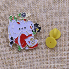 Customize Metal Badge Gifts Christmas Lapel Pin for Christmas