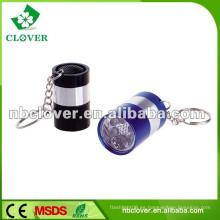 Profesional 12000-15000MCD mini linterna de aluminio más brillante