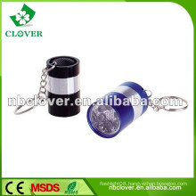 Professional 12000-15000MCD aluminum brightest mini flashlight