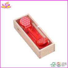 2014 Best Selling Wooden Castanet Toy, New and Popular Castanets Toy, Mini Kids Castanets Toy W07I036