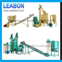 Chine fournisseur certifié clé en main usine de pellets de biomasse