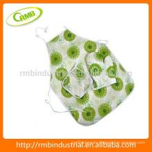 100% cotton canvas apron set