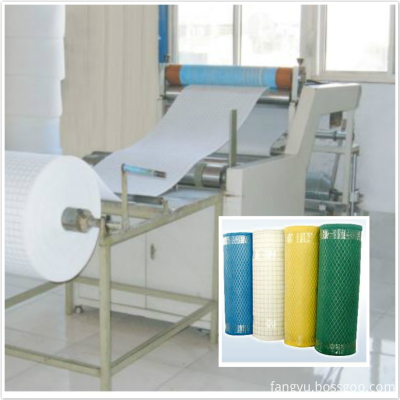 Wire Mesh Backed Composite Filter Media