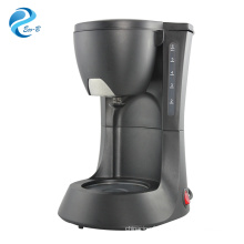 Vente chaude de haute qualité 600 ml 4-6 tasses noir goutte à goutte électrique machine à café automatique