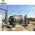 Plastic to Oil Conversion Plant UK