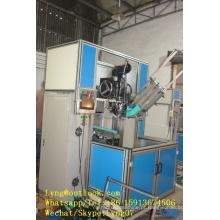Escova longa da vassoura longa da alta velocidade automática de alta velocidade do CNC 4 que faz a máquina