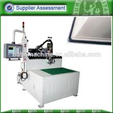 Metal board adhensive gasket sealing machine