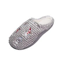 Wholesale High Quality Christmas Warm Kids Soft Sole Cute Home Slipper