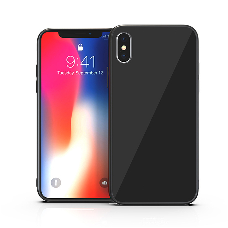 Tempered Glass Cover iPhone X
