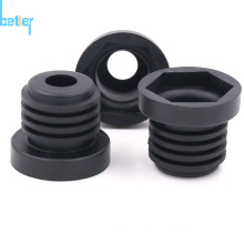 Custom made Rubber Silicone Stopper Sealing Plug