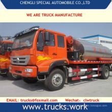 Caminhão-tanque 6x6 Sinotruk betume líquido 20000liters
