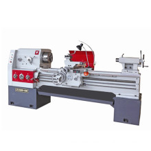 Lathe Machine With Manual Feeder