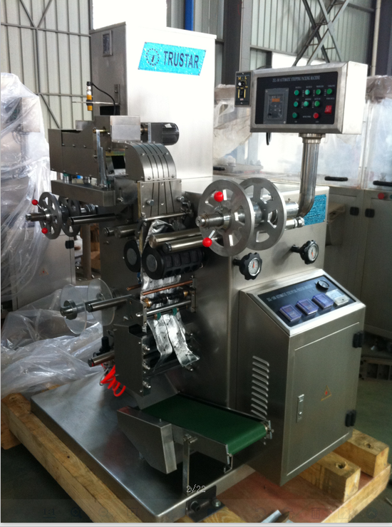 strip packing machine ready for delivery
