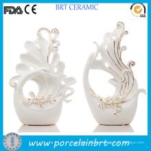 Accesorio de cerámica hecho a mano delicado de la boda Venta al por mayor