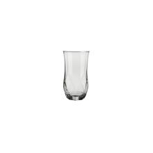 Copo de vidro claro Copo de cerveja para água bebendo copo Kb-Hn03167