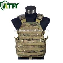 MOLLE Sistema Tático Webbing Colete à prova de balas Exército Militar Protective Body Armor Ballistic Vest