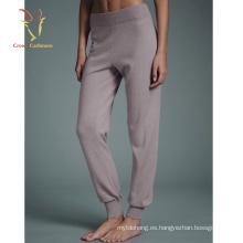 Mujeres Causal Moda Jogging Pantalones al por mayor Jogging Pants