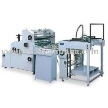 Automática água solúvel máquina de estratificação