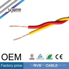 СИПУ РВС гибкая 450/750В ПВХ витая 0.5 кв. мм кабель провод электрический