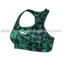 2014 Custom sports sujetador factory price.fitness wear