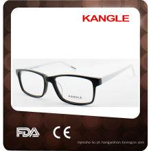 2017 modelo novo mercado de alta qualidade fornecedor de porcelana acetato óculos óculos quadro
