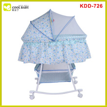Home bed baby rocking chair cradle