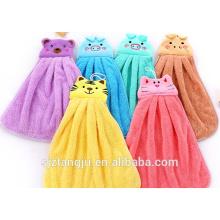 Super qualidade máquina bordados toalhas de mão com ótimo preço
