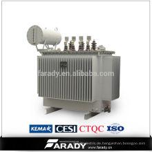 3 Phase Schritt nach unten 0,4kV Leistungstransformator