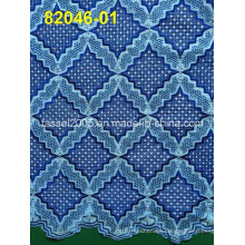 Hot Sell Big Voile Lace in 2015