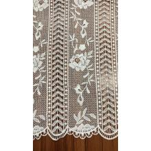 supply ivory white lace fabric