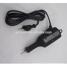 25W Mini jóias ferramentas de gravação elétrica para a máquina de pedra Carver Power Pequena portátil Handheld gravura de pedra caneta