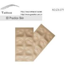 Goocchie C3d Rubber Tatctoo Practice Skin