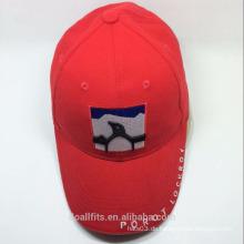 High Qulity Emboridery und mit benutzerdefinierten emboridery Logo Panel Stil Sport Cap in China gemacht