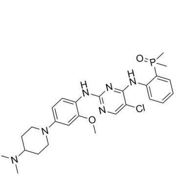 AP26113 analogue de Brigatinib ALK-IN-1 CAS 1197958-12-5