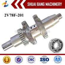 ShuaiBang Custom Made Top Qualité moteur à essence petit moteur philippines vilebrequin